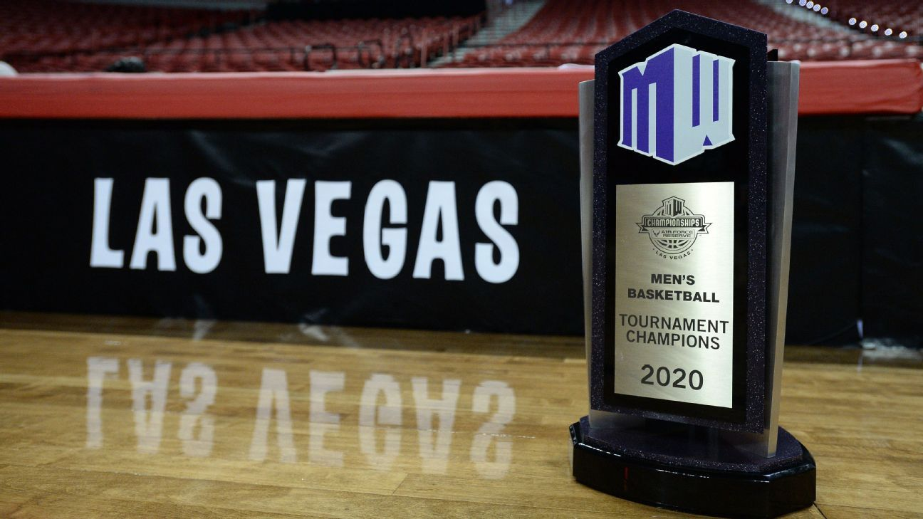College basketball 2021 conference tournament brackets ...