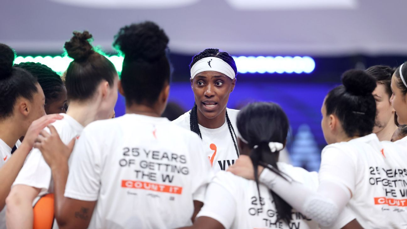 In the shadow of George Floyd Square, the Minnesota Lynx ...