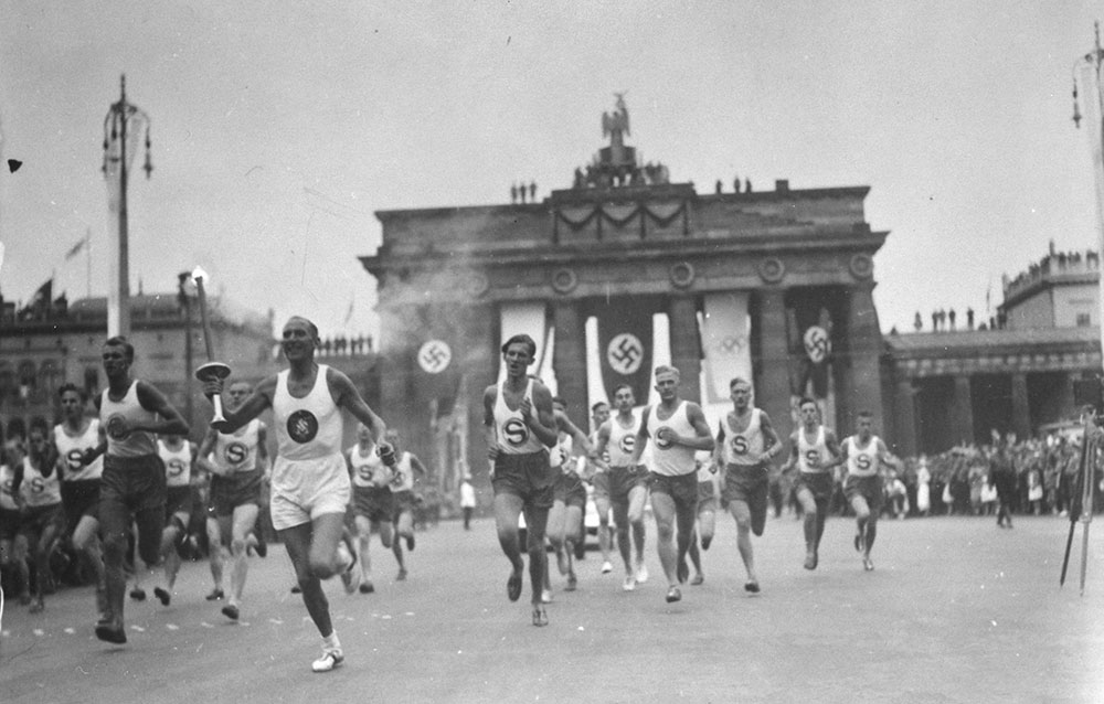 Olympic Games - Berlin, Germany,History 1936