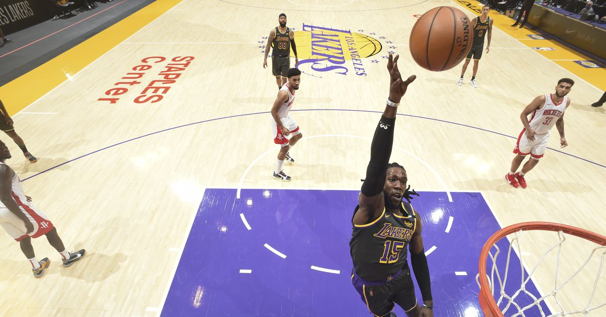 Should the Lakers Keep Montrezl This Offseason?