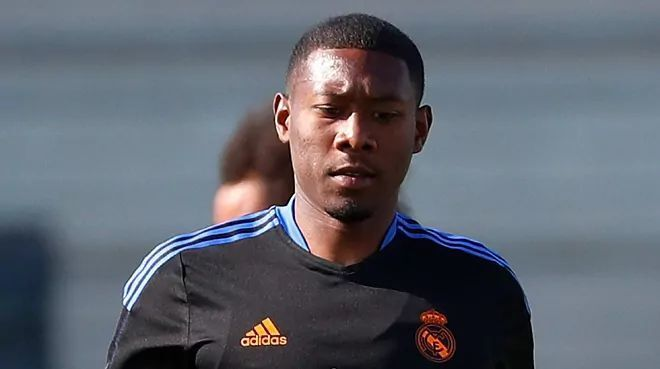 No debut for Alaba in Scotland